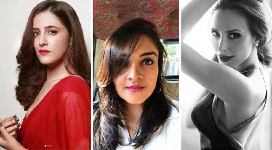 Female debutantes 2019