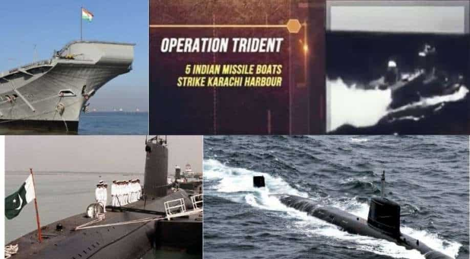 Operation Trident