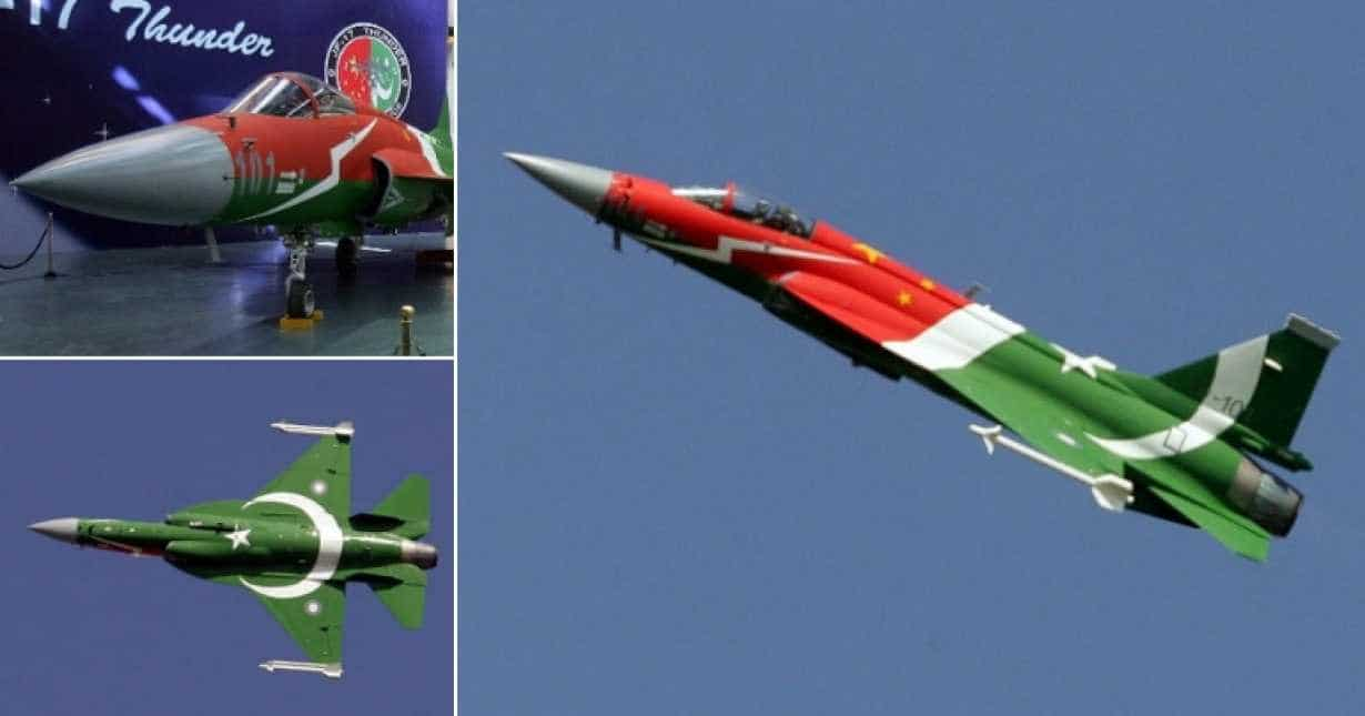 How China armed Pakistan's Air Force with JF-17 Thunder