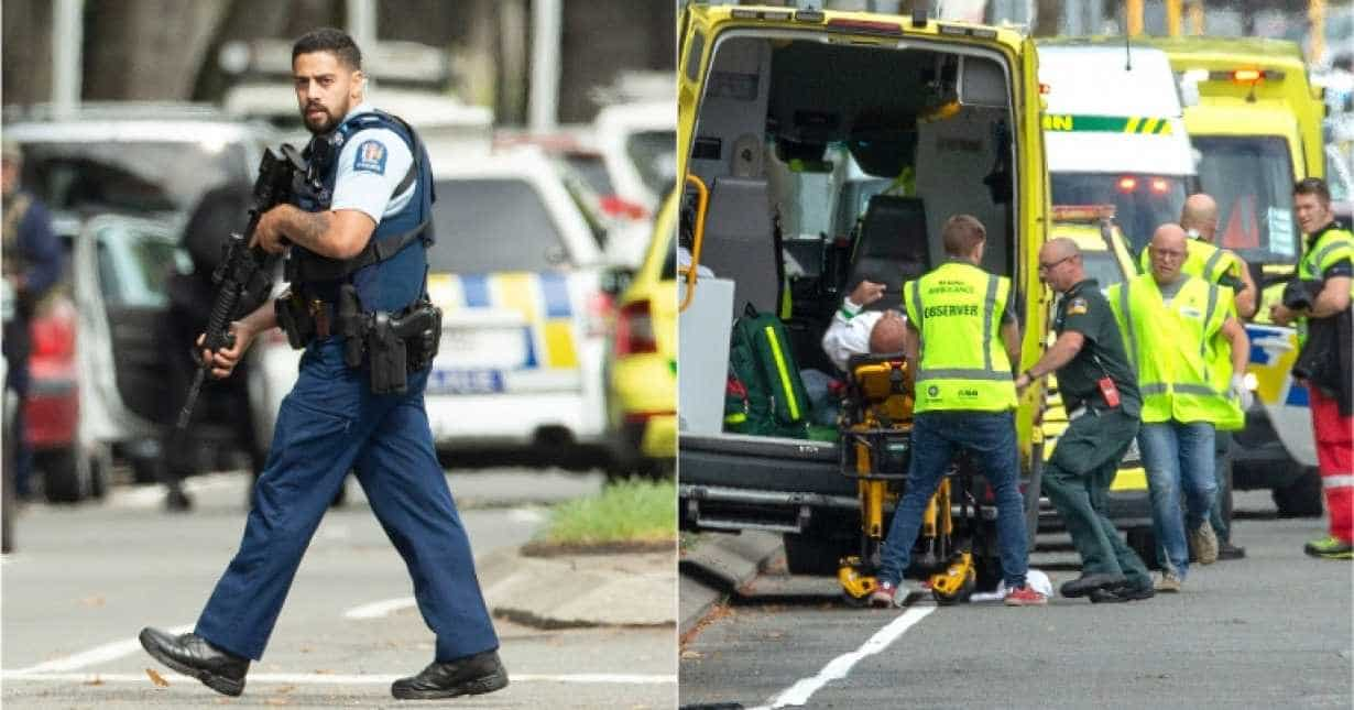 Christchurch Shooting Latest 4 In Custody At Least 40: 'One Of New Zealand's Darkest Days': 40 Killed, Over 20