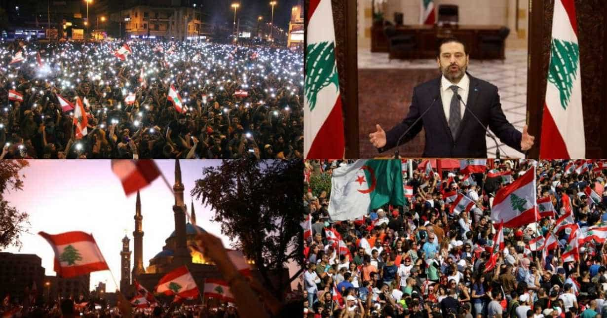 Lebanese government agrees to put reforms in action after protests
