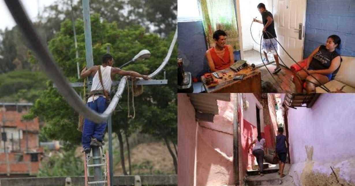 Economic crisis? Venezuelans come up with creative ideas to access basic needs - WION