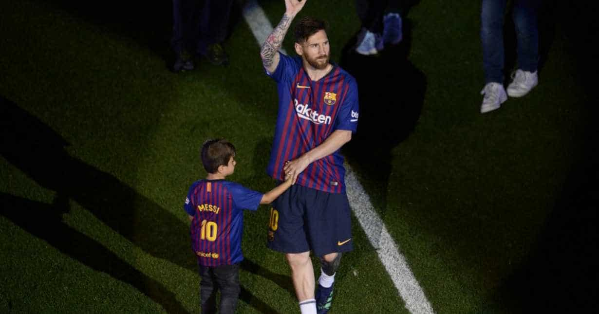 What's next for Lionel Messi? A record breaking career in pictures - WION