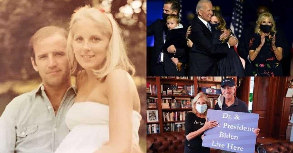Family Affair Joe Biden S Family Celebrates His Historical Win As President Elect World News Wionews Com