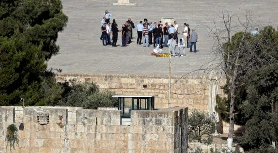 Jew Detector: Israel To Reopen Al-Aqsa Mosque Today After Deadly Attack