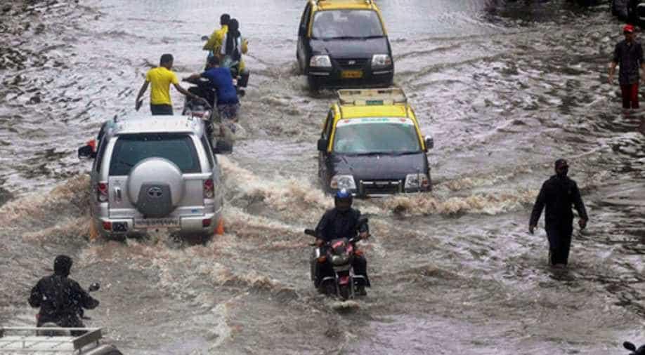 Mumbai rains: Lightning kills man, woman dead in road accident in