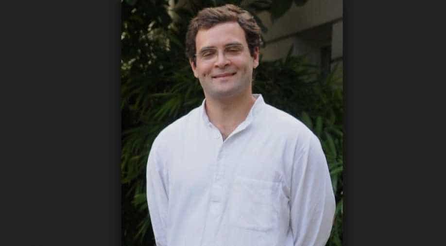 How Twitter reacted to Rahul Gandhi's Artificial
