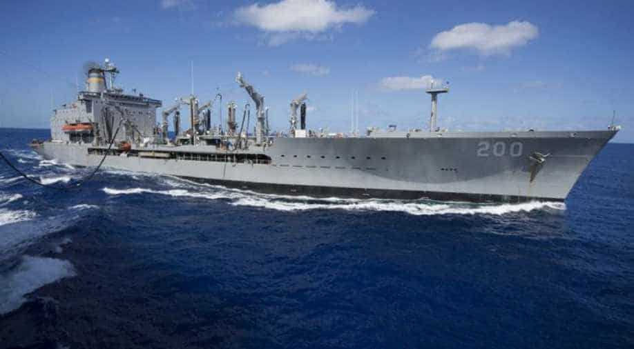 'We're watching you': US Navy warns China amid the rising tension