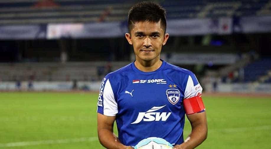Indian Mens Football Team - Keshowazo