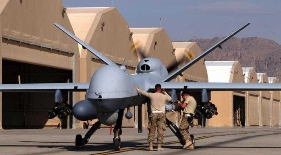 American drone pilots defend tactics as Afghans question civilian