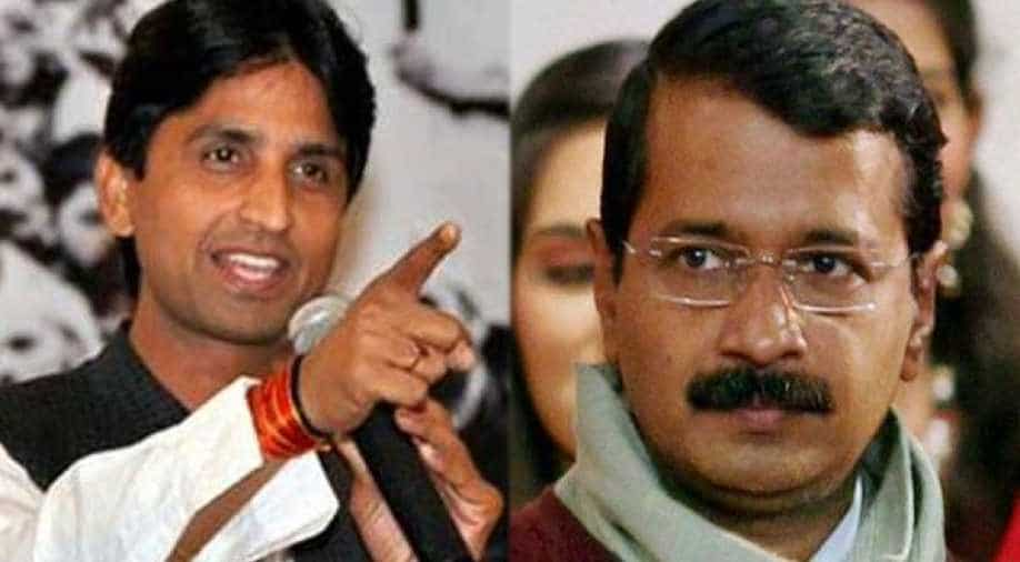 AAP slays party gremlins: Kumar Vishwas made in-charge of