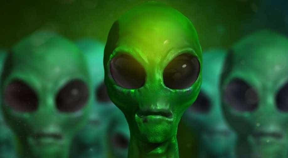 Do aliens exist? Australia astronomers find no evidence, India News News |  wionews.com  - 31859 alien1 20171103111635