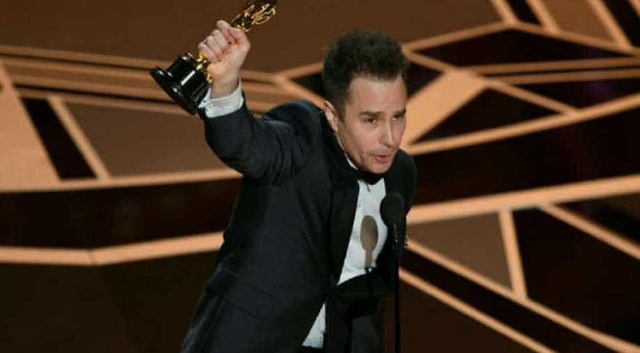 Best Supporting Actor: Sam Rockwell the real star at Oscars