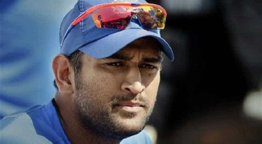 Image result for dhoni  zee
