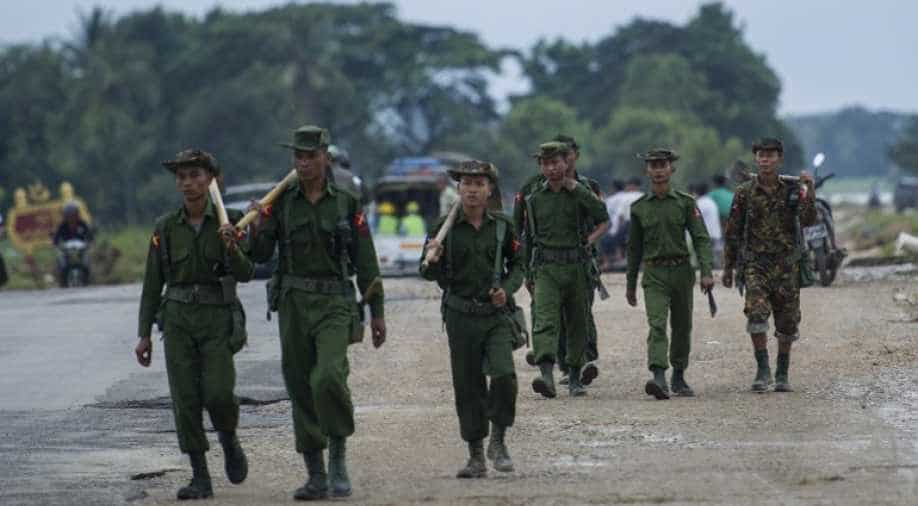 Myanmar army pauses operations in north in rare conciliatory action, South Asia News | wionews.com