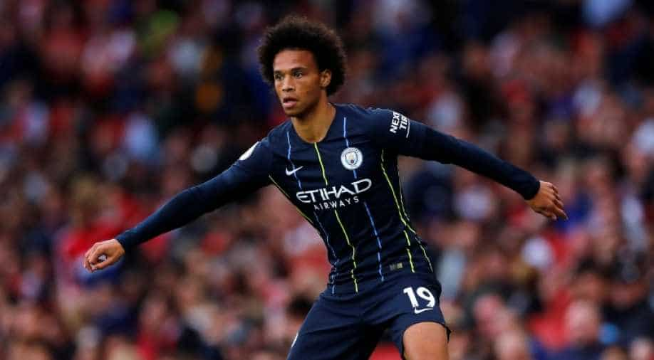 50d68d293e1ec3 Mystery behind Leroy Sane s exit from Germany squad revealed and ...