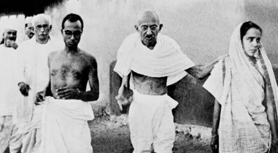 Mahatma Gandhi Jayanti: Leaders across political spectrum pay tribute,  India News News   wionews.com