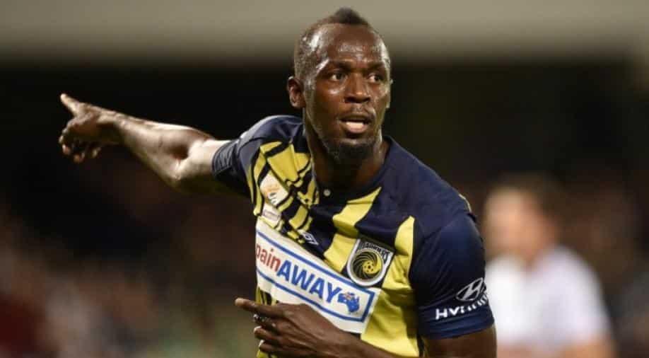 Football: Bolt describes racist abuse of England trio as 'horrible' and 'unfair'