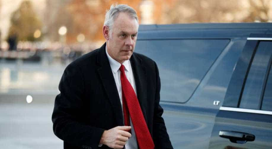 Trump's revolving door: Interior Secretary Zinke is latest senior