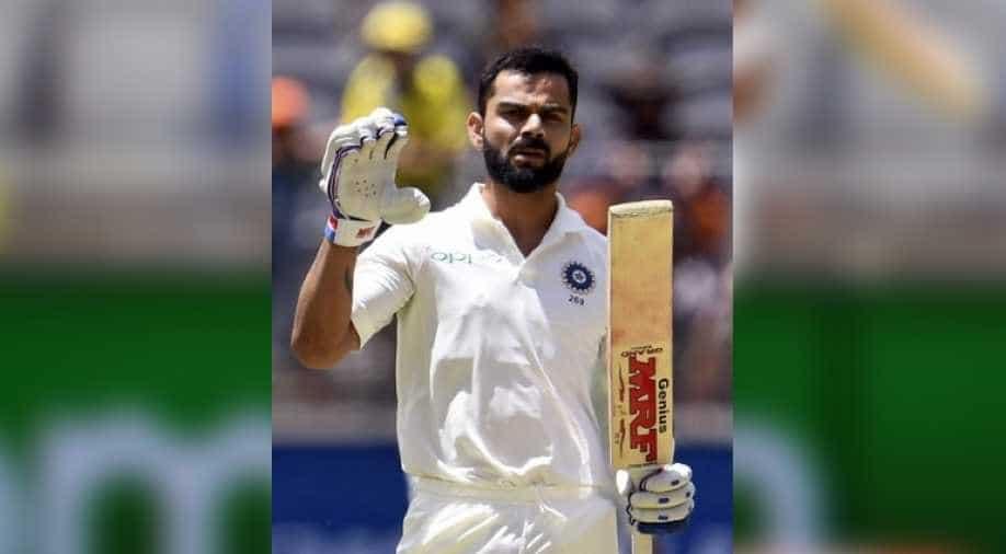 India Vs Australia Virat Kohli Slams 25th Test Century In