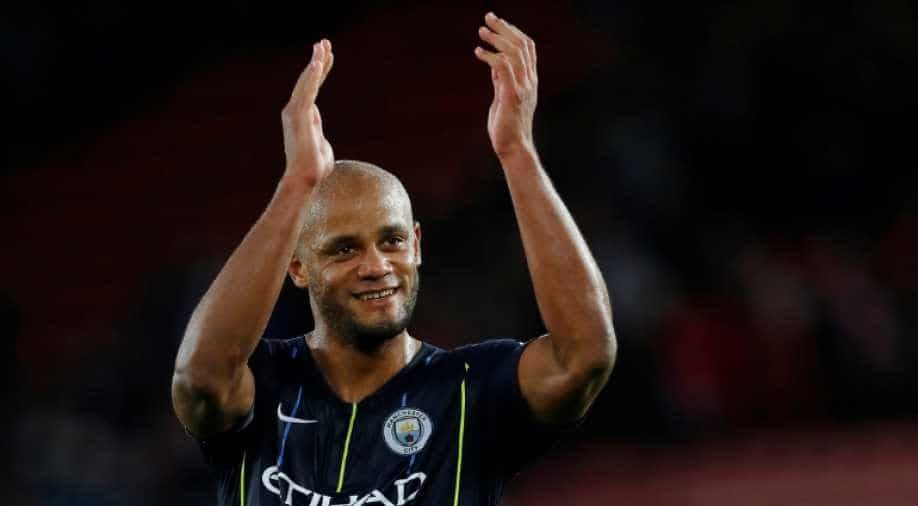 52b418f7f Title race not over even if Liverpool beat Manchester City, says captain  Kompany