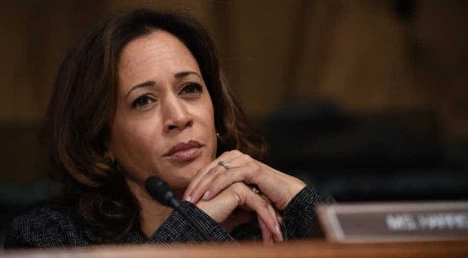 Democratic Presidential Candidate Kamala Harris Releases 15 Years Of Tax Returns World News Wionews Com
