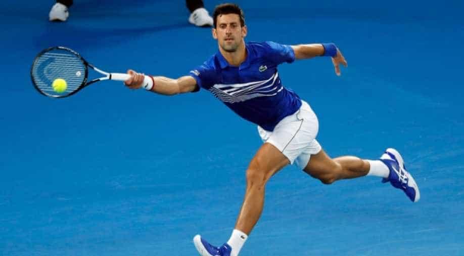 Novak Djokovic Ready To Play Tennis Not Politics At Miami Open Sports News Wionews Com