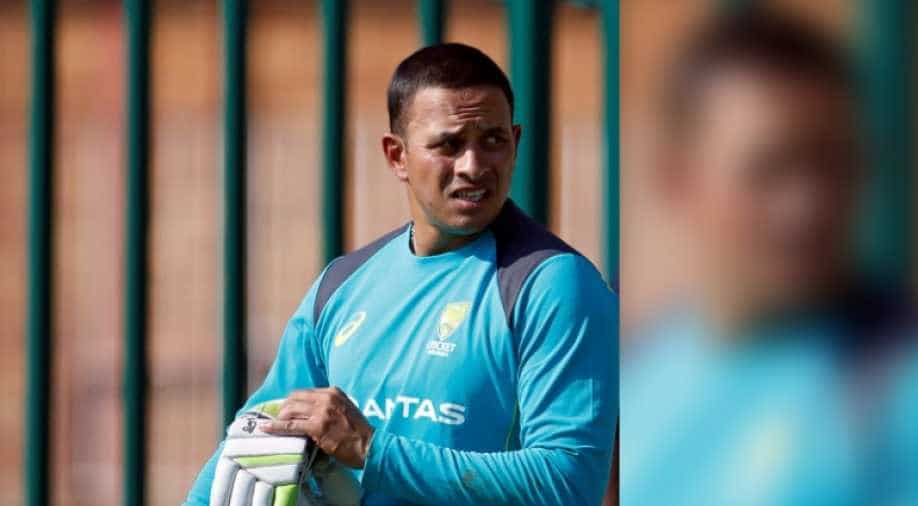 Usman Khawaja, Marcus Harris dropped from Australia Test squad - WION