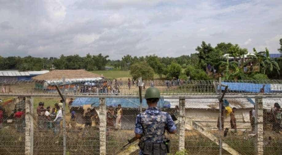 Myanmar rebels storm police base in Rakhine state amid fresh