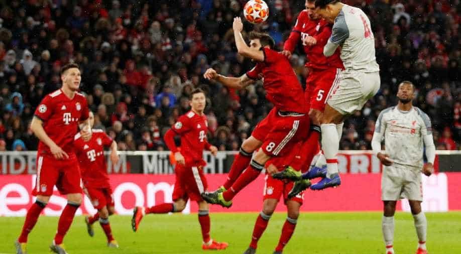 Champions League Liverpool Outplay Bayern Munich To Reach Quarter Finals Sports News Wionews Com