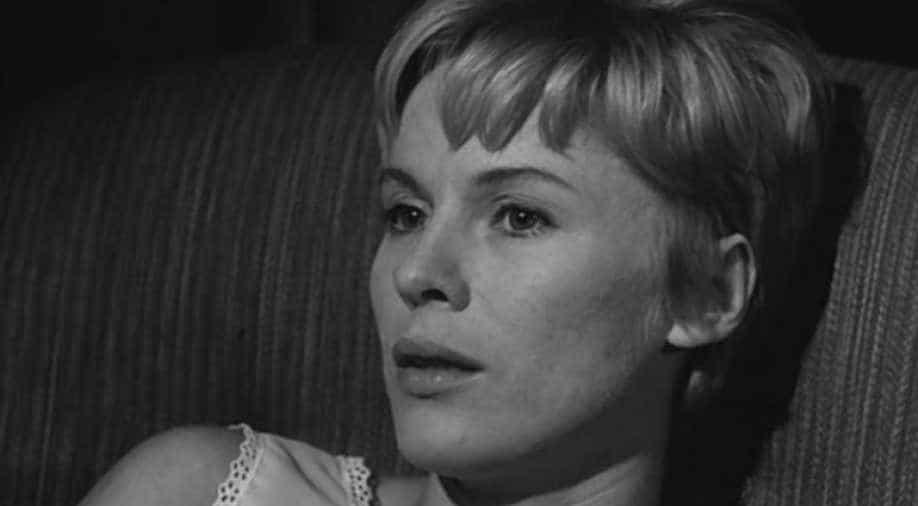 Star of Ingmar Bergman...