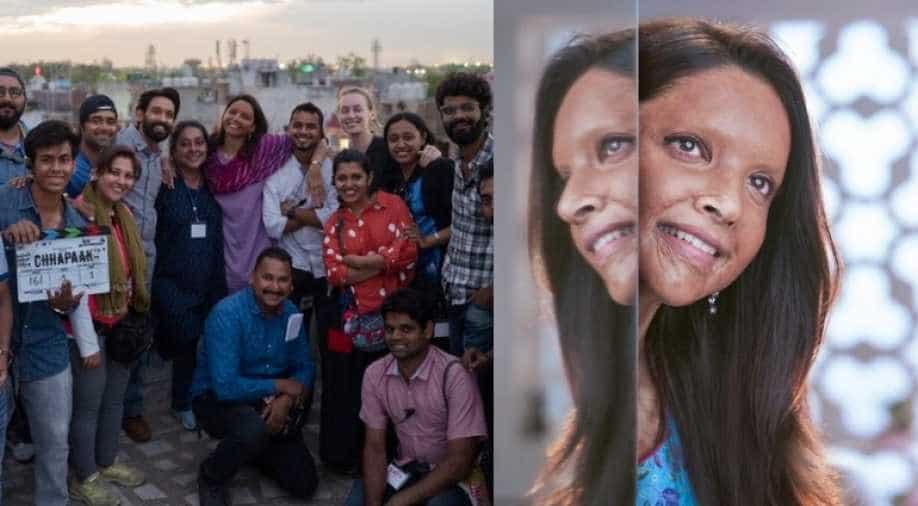 Deepika Padukone's 'Chhapaak' is 'halfway done', Meghna ...