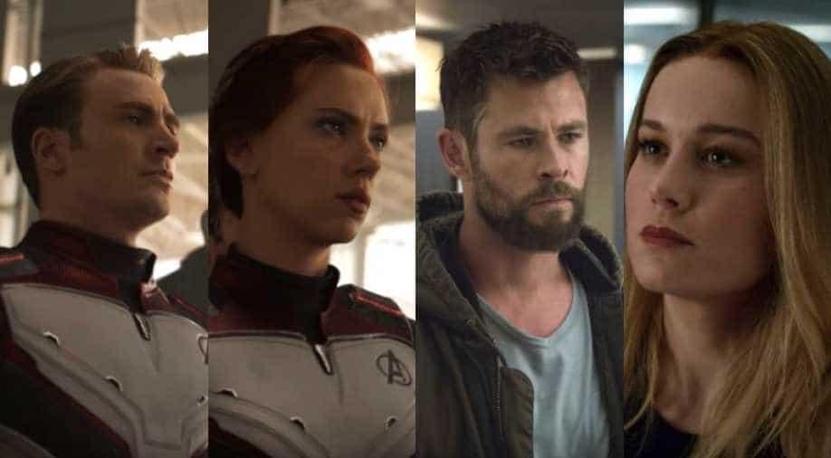 avengers endgame leaked movie download tamilrockers