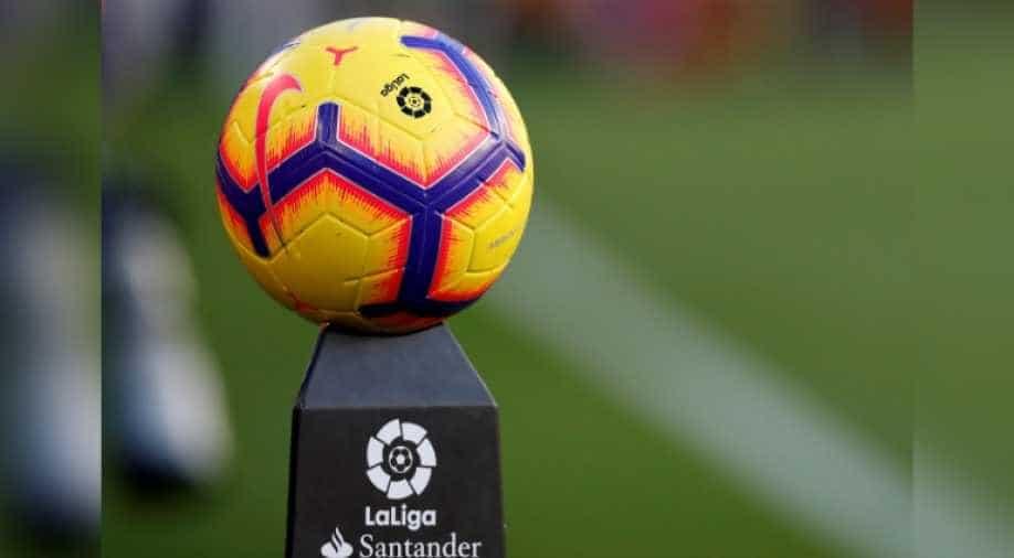The 2020 21 Laliga Santander Season Gets Under Way Sports News Wionews Com