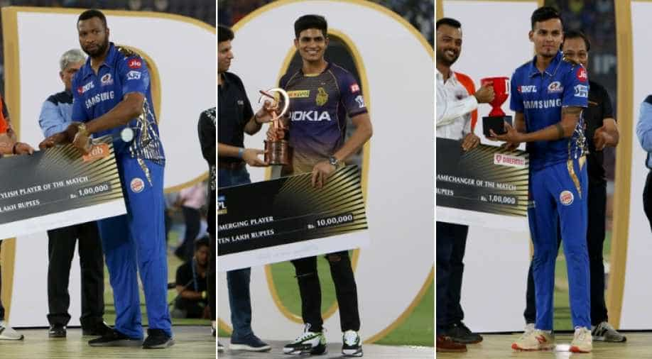 IPL 2019-Award list