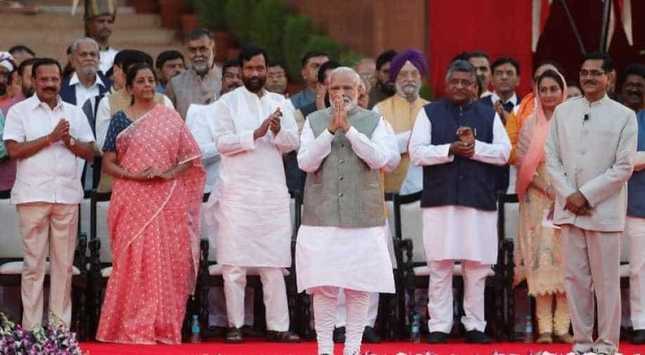 Prime Minister Narendra Modi knocks off seniority as a criterion for top 4 ministries