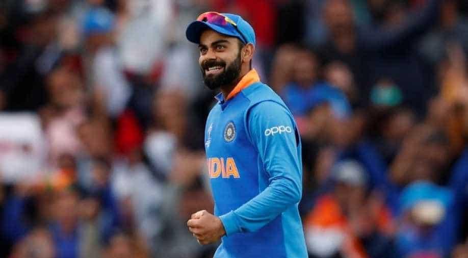 Indian Cricketer Virat Kohli Among World S Highest Paid