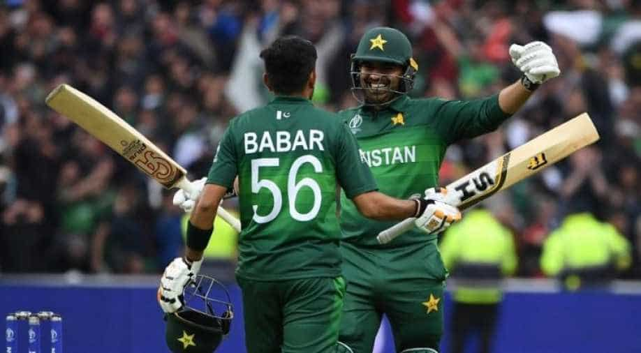 Babar Azam Hails Pakistan S Series Win In South Africa Sports News Wionews Com
