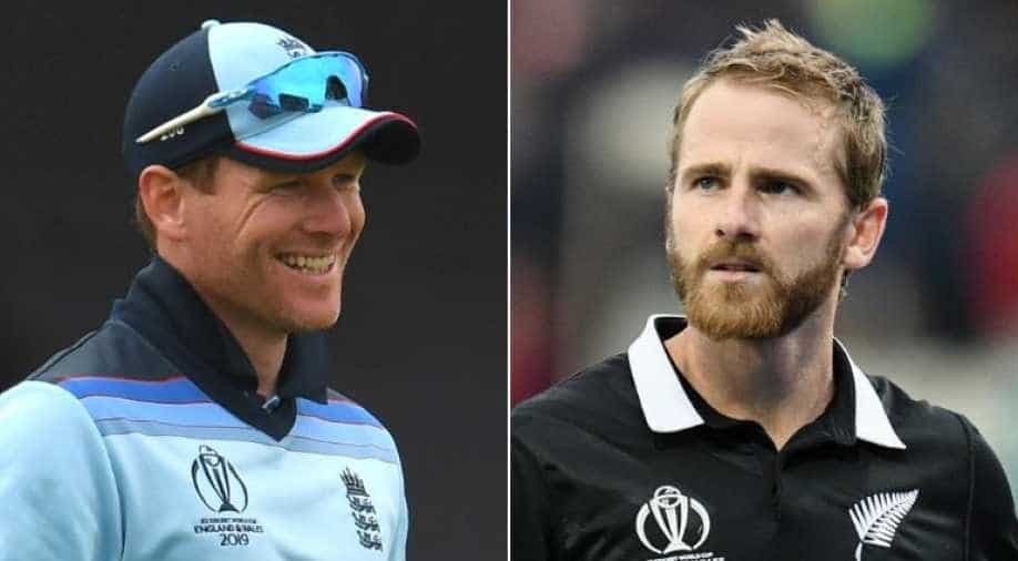 Image result for england vs new zealand 2019 world cup williamson