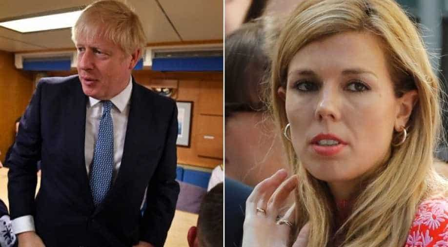 Uk Prime Minister Boris Johnson And Girlfriend Carrie Symonds Move