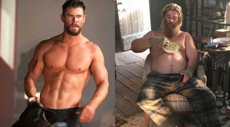 How Chris Hemsworth Physically Transformed Himself For