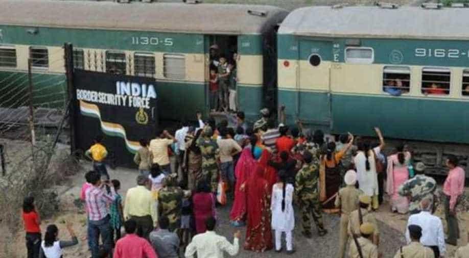 Despite Pakistan's suspension Thar Express operating on schedule