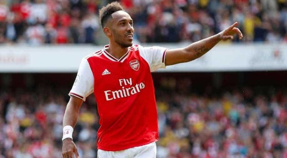 Mikel Arteta hopes FA Cup win convinces Aubameyang to stay at Arsenal, Sports News | wionews.com