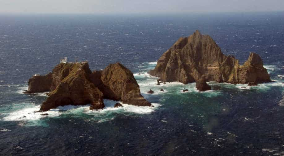 South Korea holds drills around disputed islets amid row over cancelled  Japan talks, World News   wionews.com