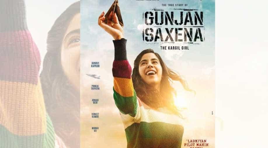 Gunjan Saxena The Kargil Girl Review Pankaj Tripathi Janhvi Kapoor S Film Soars High For Its Effective Messaging Entertainment News Wionews Com
