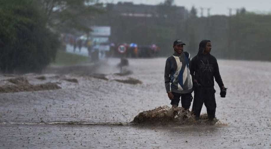Five Indian nationals killed due to floods in Kenya, India