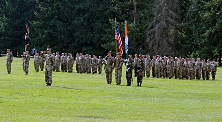 Yudh Abhyas 2019: India-USA begin joint military exercise