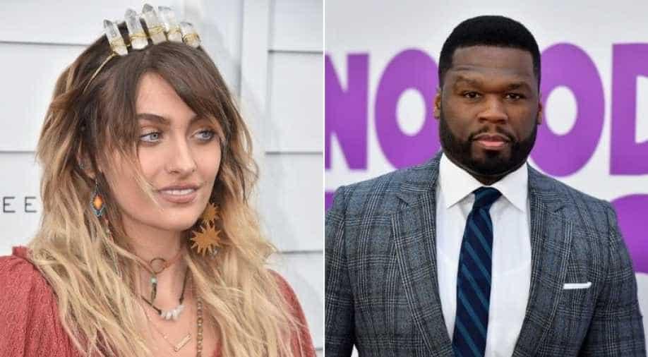 Paris Jackson slams rapper 50 Cent for disrespecting Michael