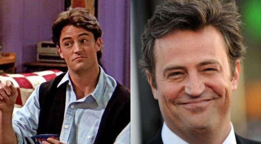 Friends Star Matthew Perry Aka Chandler Bing Is Finally On Instagram Entertainment News Wionews Com