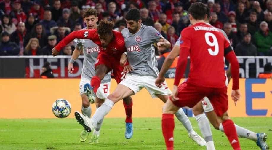 Bayern Vs Olympiakos